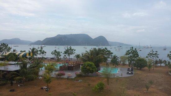 De Baron Resort: View