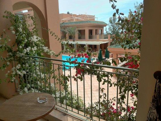 Alhambra Thalasso Hotel: met uitzicht op het zwembad