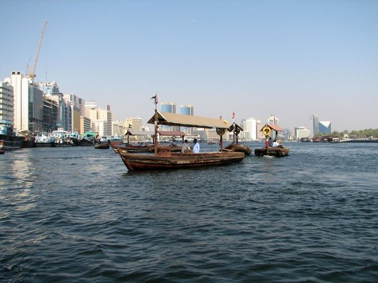 Four Points by Sheraton Downtown Dubai: Dubai Creek