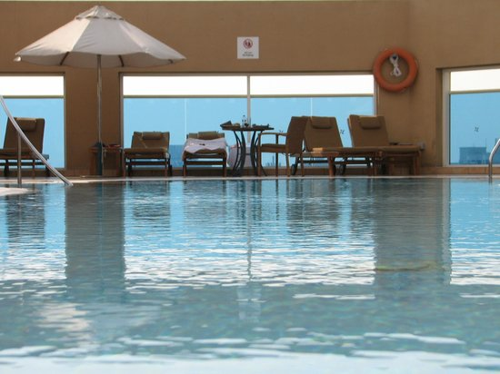 Four Points by Sheraton Downtown Dubai: The pool