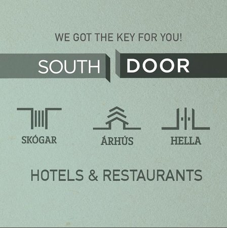 Hotel Hella is a South Door facility.