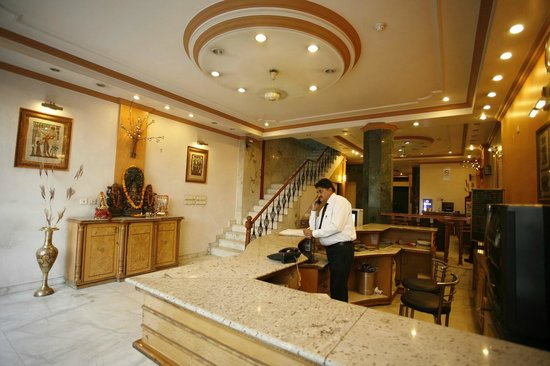 Hotel Parkway Deluxe: Reception/Lobby