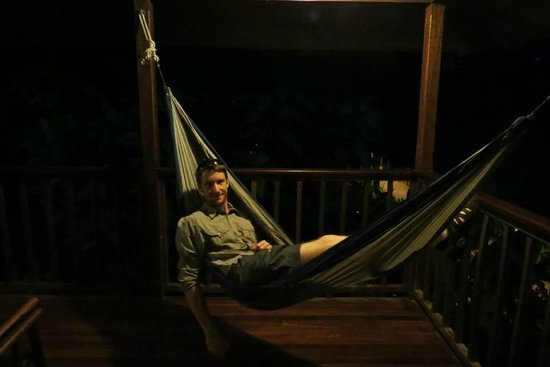 Selva Verde Lodge: Hommock with each room. Perfect for relaxing with the jungle sounds.