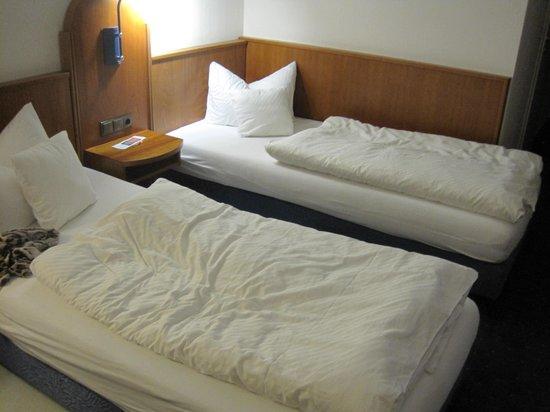 Zum Schwanen: Inneneinrichtung, Betten