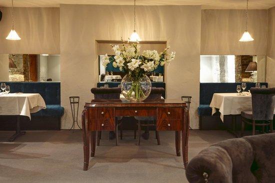 Saison Restaurant Dublin, beautiful warm welcoming interiors