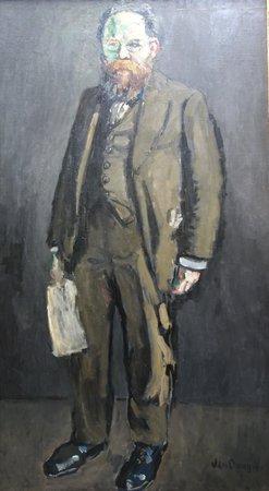 Museum Boijmans Van Beuningen: Kees v. Dongen: Charles Rappoport
