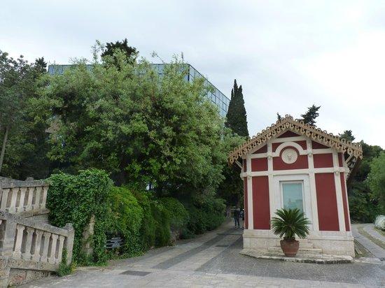 Mercure Villa Romanazzi Carducci Bari: Entrata