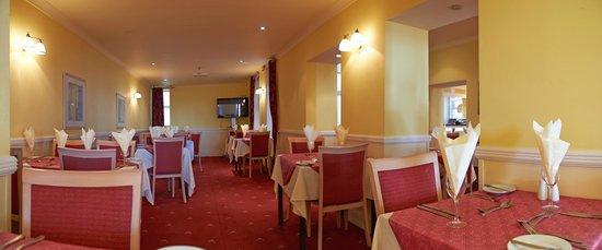 The Chesterhouse Hotel: Restaurant