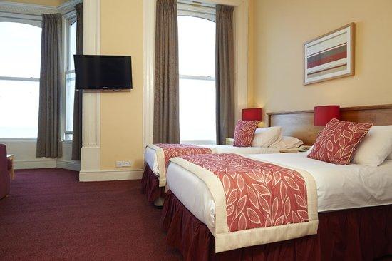 The Chesterhouse Hotel: Bedroom