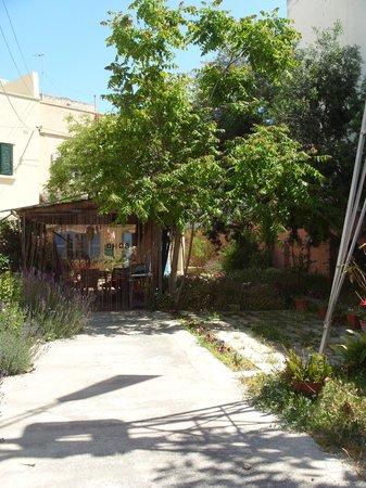 Boho Hostel : lovely surroundings