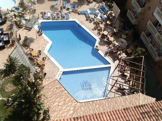 Hotel Alba Seleqtta: Jolie piscine