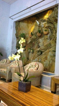 Hotel Alba Seleqtta: Accueil