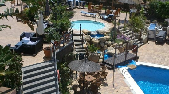 Hotel Alba Seleqtta: Piscine enfants