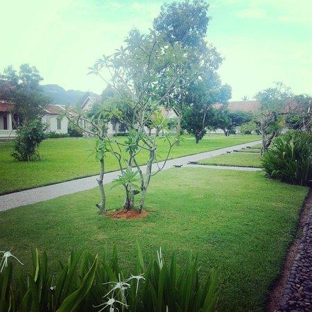 Amantaka: Villa Area