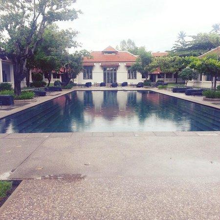 Amantaka : Main Pool