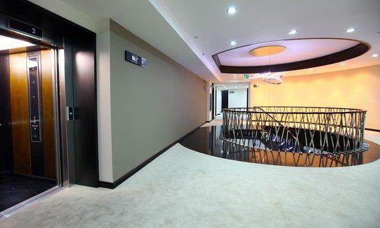 North Avenue Hotel: Hotel interier