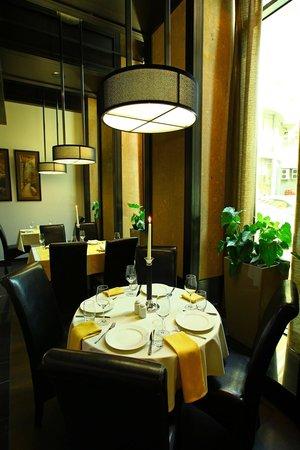 "North Avenue Hotel: Restaurant ""Central Park"""