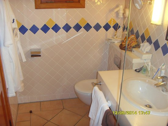 Seaside Sandy Beach : Bathroom 1