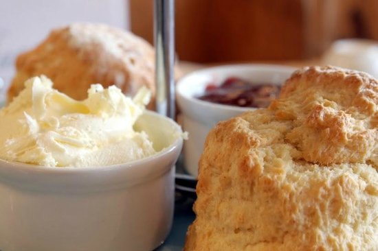 Lucy's Tearoom: Cream teas