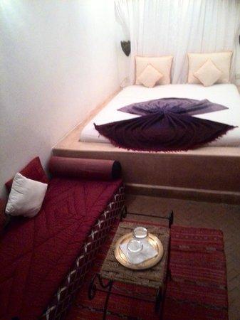 Riad Dar Saba: habitacion