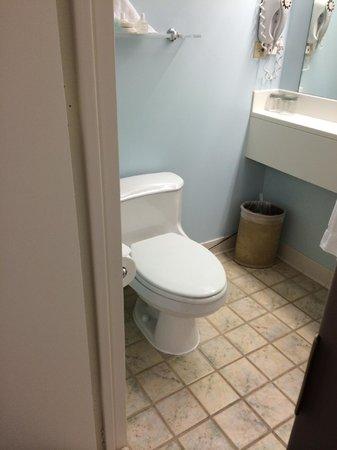 Club Quarters Hotel, Central Loop : Bathroom