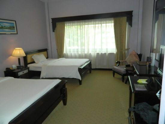 Ree Hotel : двухместный номер