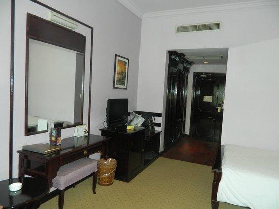 Ree Hotel : коридор