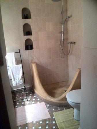 Riad Dar Saba : baño
