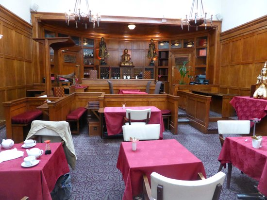 Courthouse Hotel: The 'Japanese' Tea Room