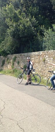 I Bike Tuscany: Marco the owner and tour guide