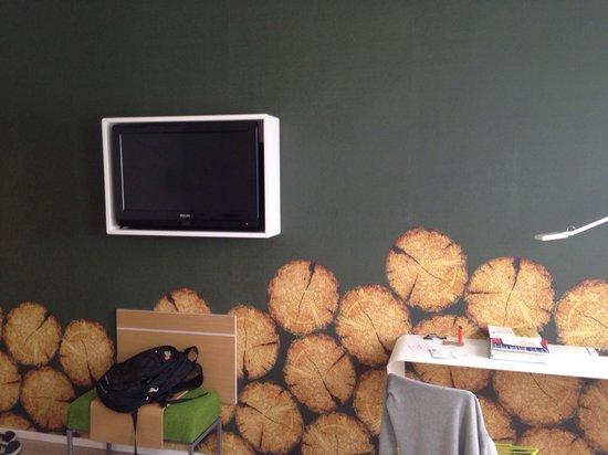 Novotel Milan Nord Ca Granda: Room 405