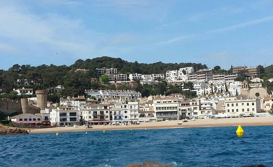Tossa Beach Hotel : Tossa De Mar