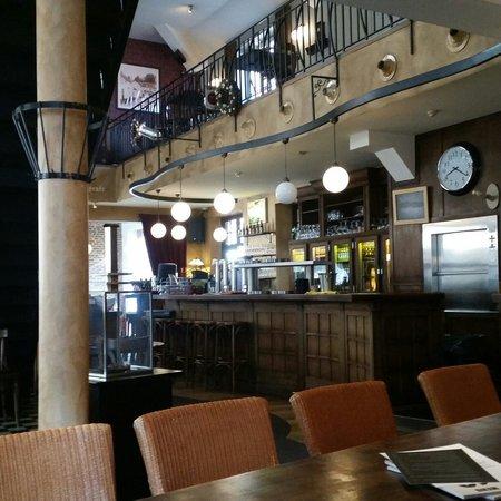 بوتيك هوتل كايلوس VII: The restaurant
