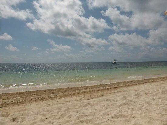 Zoetry Paraiso de La Bonita : Beautiful beach