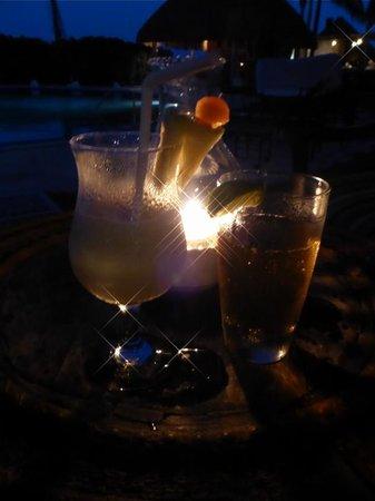 Zoetry Paraiso de La Bonita : Cocktails!