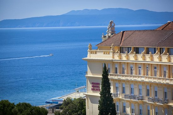 Photo of Hotel Palace Bellevue Opatija