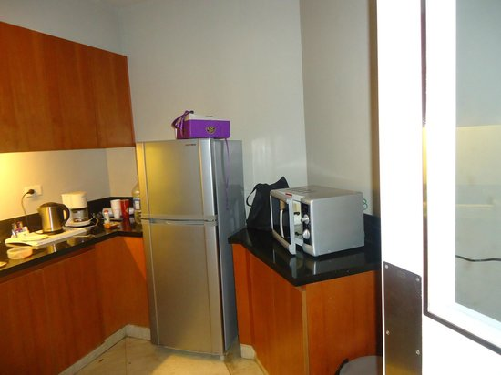 The Linden Suites : your own kitchen at the suite