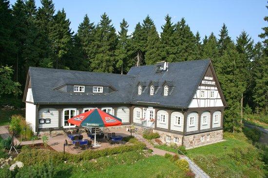 Hotel-Ferienanlage Zum Silberstollen: Hotelferienanlage Zum Silberstollen / Berghof