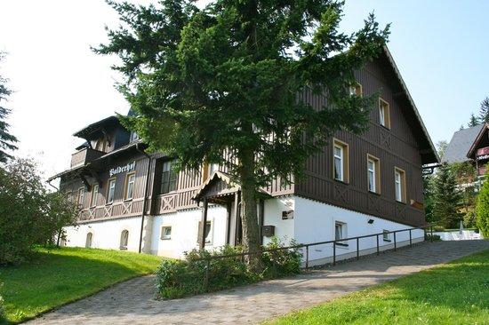 Hotel-Ferienanlage Zum Silberstollen: Hotelferienanlage Zum Silberstollen / Polderhof