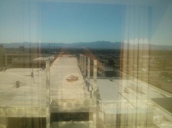 Stratosphere Hotel, Casino and Tower, BW Premier Collection: Вид из окна 8 этажа