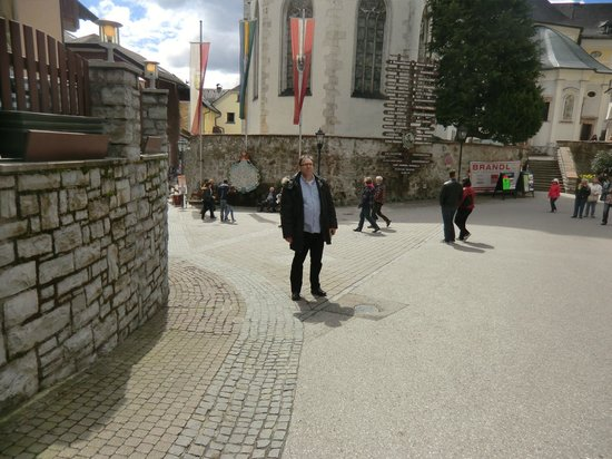 Hotel Alte Post: Kirchplatz