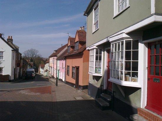 Dutch Quarter : Maidenburgh Street