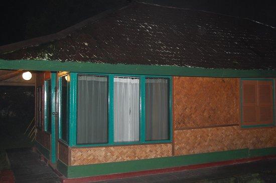 Sari Ater Hotel: adat house B