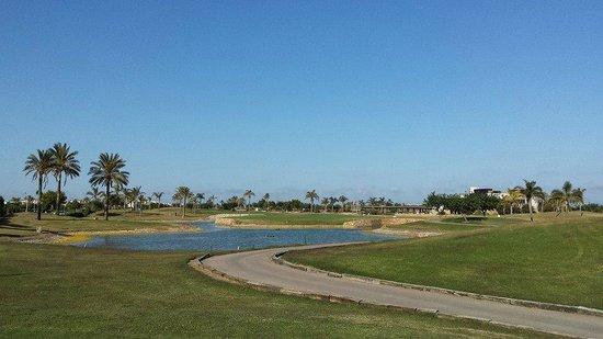 Roda Golf & Beach Resort: View of the 7th