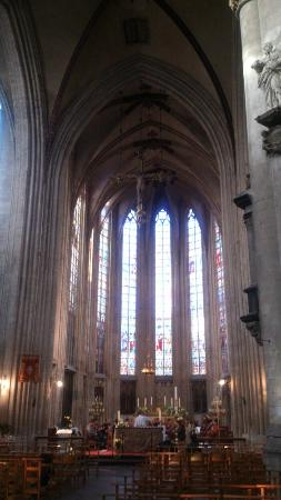 Photo of Notre Dame du Sablon taken with TripAdvisor City Guides
