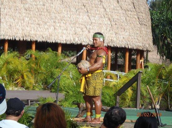 Polynesian Cultural Center: Show performatico