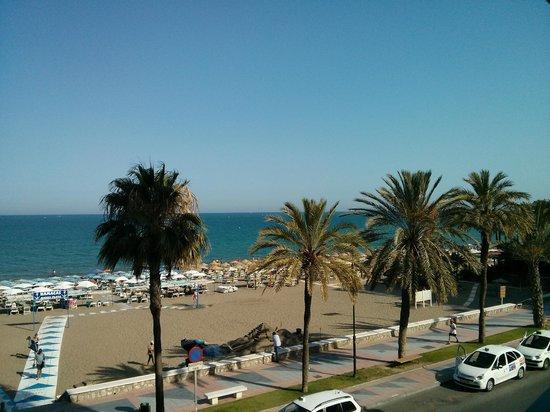 Melia Costa del Sol: View of the beach