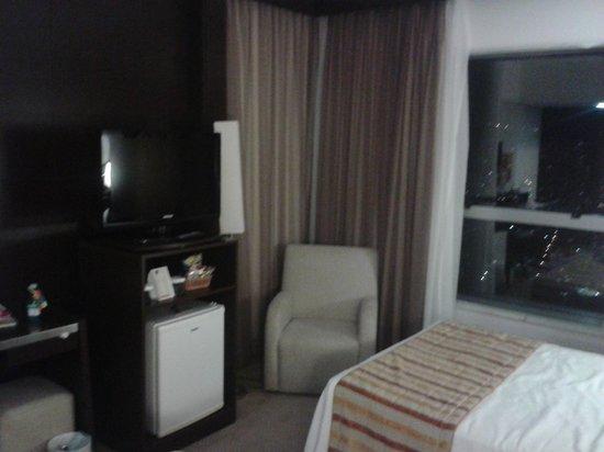 Quality Hotel Afonso Pena: Quarto 2