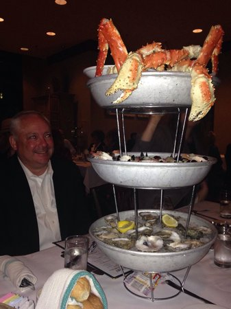 The Seafood Tower Picture Of Luke San Antonio