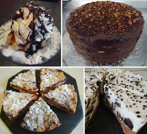 Glencoe Cafe: Homebaking made on the premises